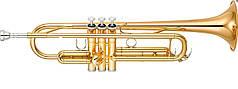 Духовая трубаYAMAHA YTR4335GII