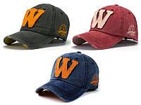 Кепка бейсболка W, Унисекс, фото 1