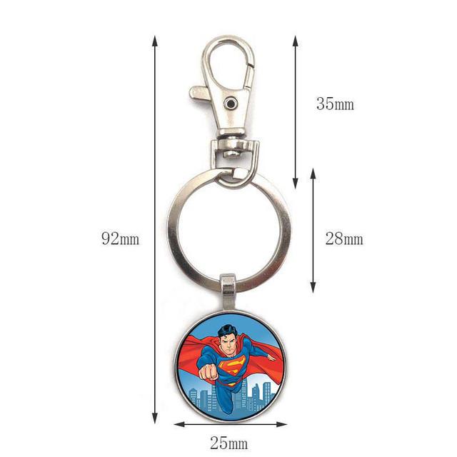 Украшение на шее Superman