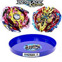 Набор Бейблейд + арена Beyblade Burst Взрыв Xeno Xcalius и  Legend Spriggan