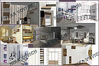 Дизайн-проект мебели