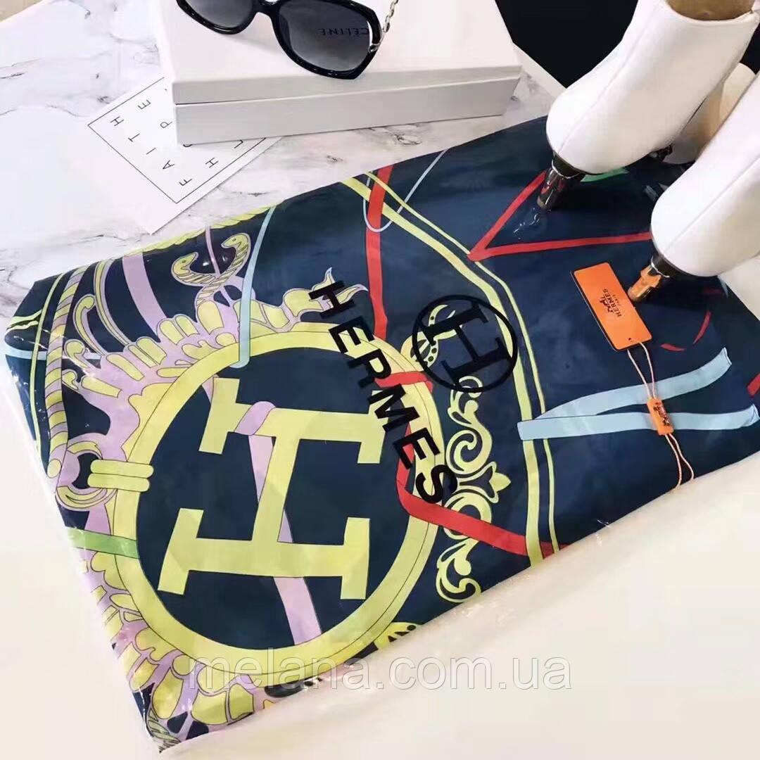 53c520b353bf Палантин шарф шелковый в стиле Hermes (Гермес) топ модель. 290 грн. Купить