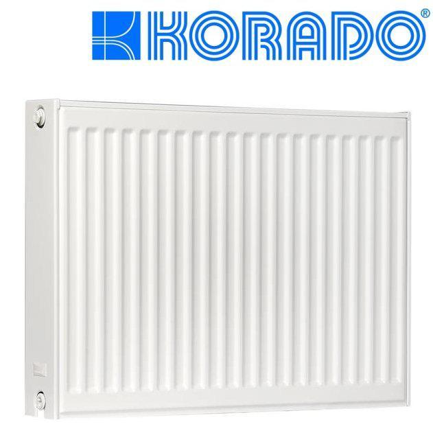 Радиатор Тип 22K H=500 L=2600 стальной Korado (боковое)