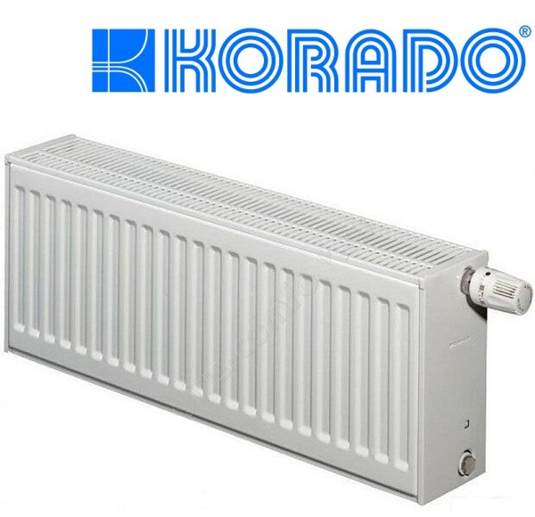 Радиатор Тип 33K H=300 L=900 стальной Korado (нижнее)