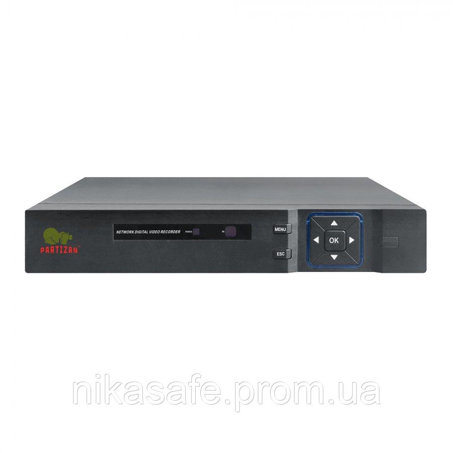 Partizan NVH-852 v2.0 видеорегистратор IP