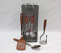 Набор кухонных инструментов Krauff 29-44-136 на подставке