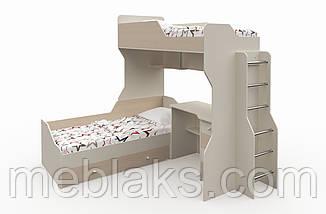 Детская двухъярусная кровать «Лимбо», фото 2