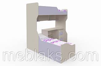Детская двухъярусная кровать «Лимбо», фото 3