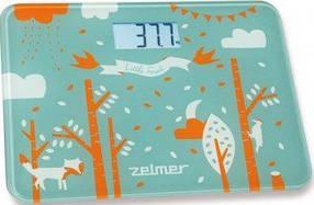 Весы напольные электронные Zelmer ZBS12500 (BS1500 green)