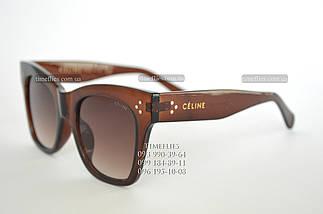 Celine №7 Сонцезахисні окуляри, фото 3