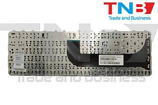 Клавиатура HP m6-1004 -1014 -1055 Black+Silver