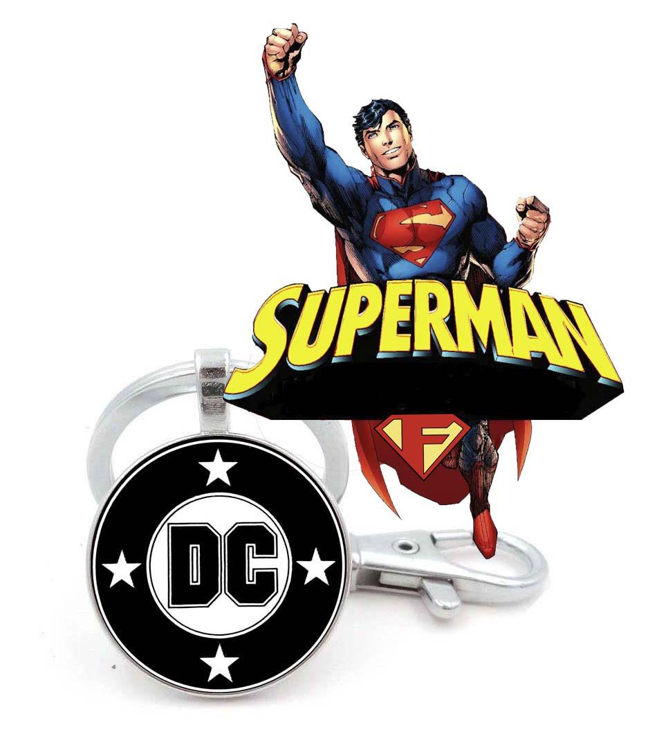 Брелок DC комиксы