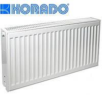 Радиатор Тип 22K H=300 L=1000 стальной Korado (боковое)
