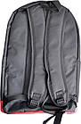 Рюкзак спортивный NK c вставками из искусственной кожи, фото 2