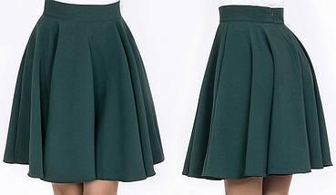 Однотонная юбка, фото 3