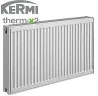 Радиатор тип 22 500H x 1000L бок. FKO KERMI стальной