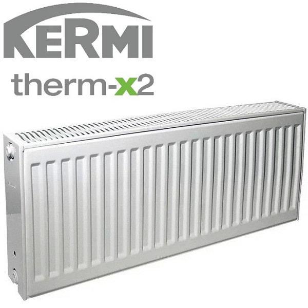 Радиатор тип 22 400H x 800L бок. FKO KERMI стальной