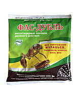 Фас-дубль 125 г оригинал - средство от бытовых насекомых