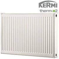 Радиатор тип 11 900H x 500L бок. FKO KERMI стальной