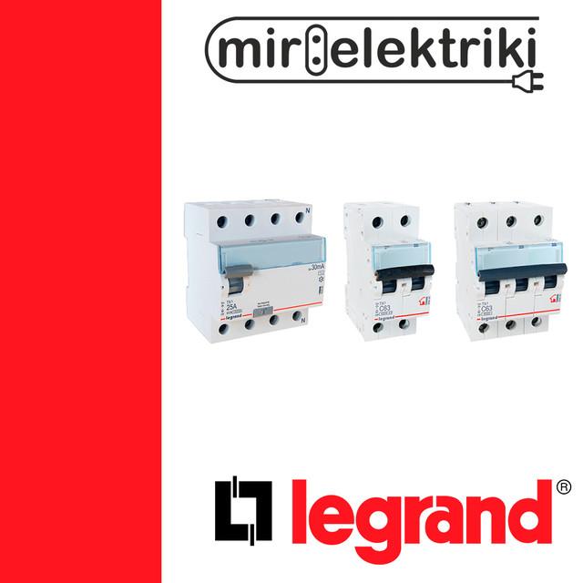 Автоматика Legrand