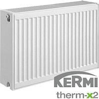 Радиатор тип 33 500H x 600L бок. FKO KERMI стальной