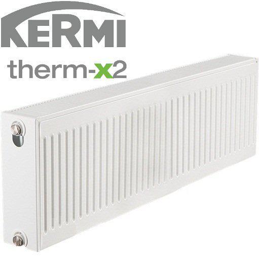 Радиатор тип 33 400H x 2000L бок. FKO KERMI стальной