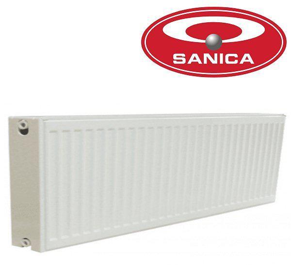 Радиатор тип 22 300H x 3000L стальной SANICA