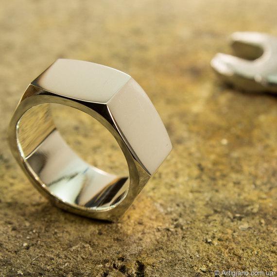 Кольца мужские