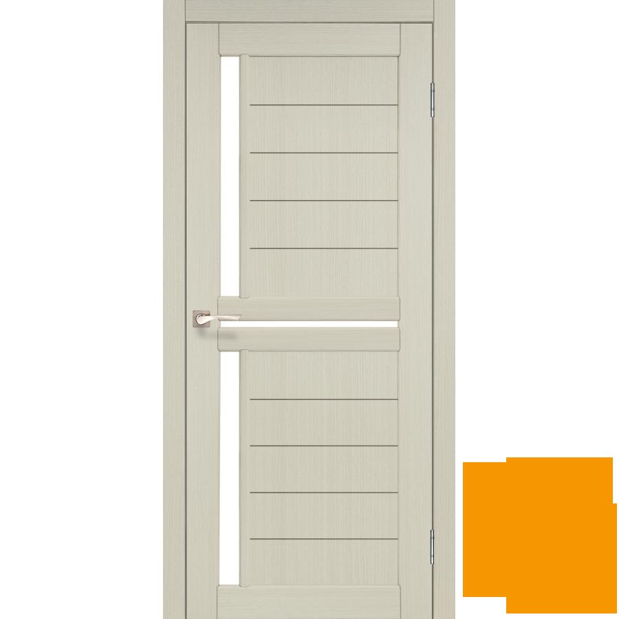 """Межкомнатная дверь коллекции """"Scalea"""" SC-04 со стеклом сатин (дуб беленый)"""
