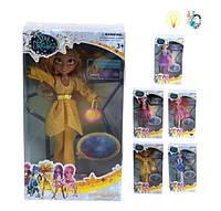 Лялька Star Darlings H348 звук, світло, 5 видів
