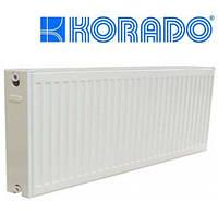 Радиатор Тип 33K H=300 L=700 стальной Korado (боковое), фото 1