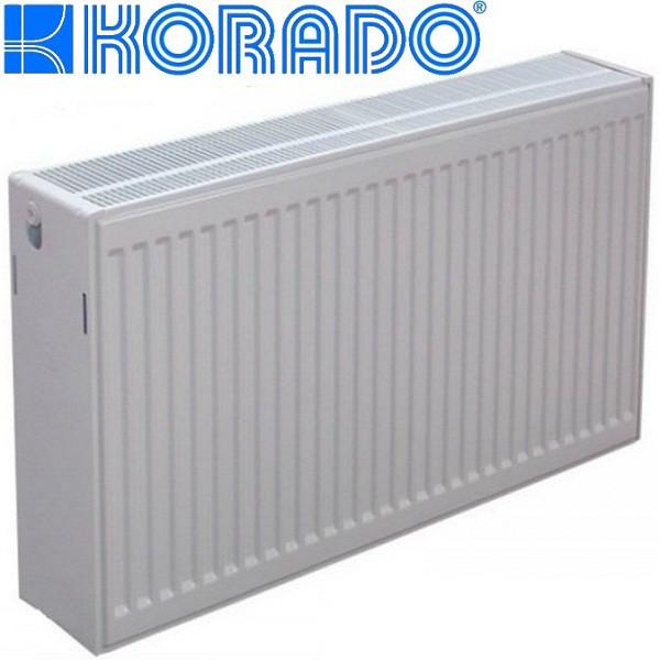Радиатор Тип 33K H=500 L=1100 стальной Korado (боковое)