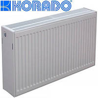 Радиатор Тип 33K H=500 L=1100 стальной Korado (боковое), фото 1