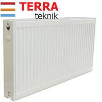 Радиатор стальной т22 500х500 TERRA teknik, фото 1