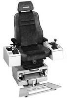 Поворотный крановый пульт управления (кресло-пульт) KST18 W. GESSMANN GMBH, фото 1