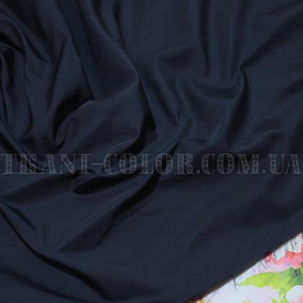 Плащевая ткань канада темно-синяя, фото 2