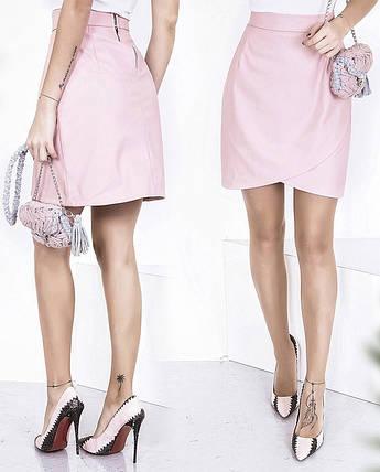 Женская юбка выше колен, фото 2