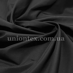 Ткань плащевка канада черная