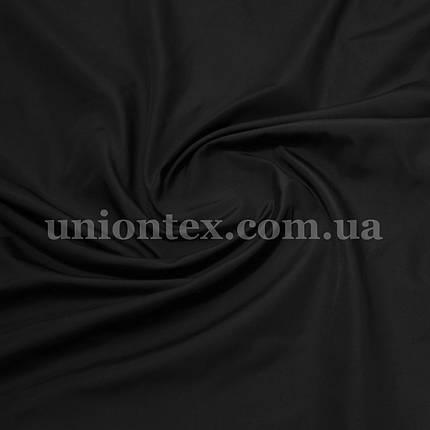 Ткань плащевка канада черная, фото 2