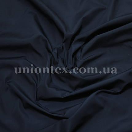 Ткань плащевка канада темно-синяя, фото 2