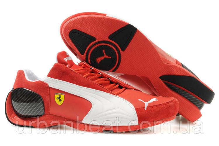 Мужские кроссовки Puma Ferrari Trionfo LO GT Red РЕПЛИКА ААА ... efd2d811b4d