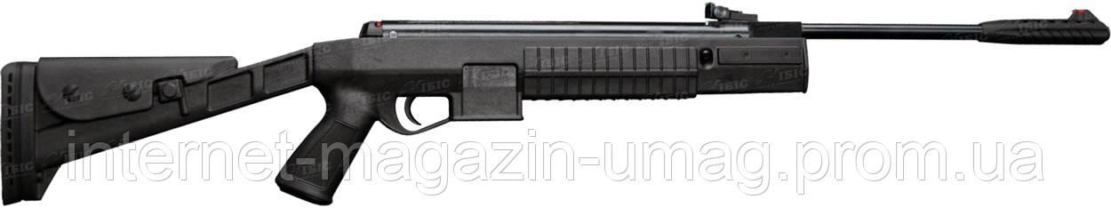 Винтовка пневматическая Webley Spector D-Ram 4,5 мм 24J, 300 м/с