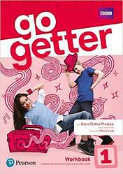 GoGetter 1 Workbook with Online Homework (рабочая тетрадь)