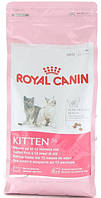 Royal Canin (Роял Канин) KITTEN Полнорационный корм для котят до 12 месяцев 2кг