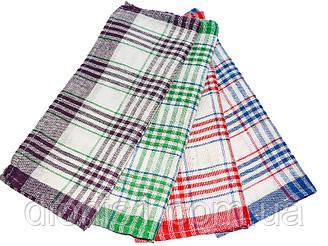 Кухонное полотенце Лен 100% хлопок 12 шт в уп. Размер 33х57
