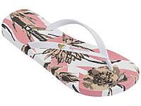 Женские летние вьетнамки Ipanema Summer Pink/White 82366-20700
