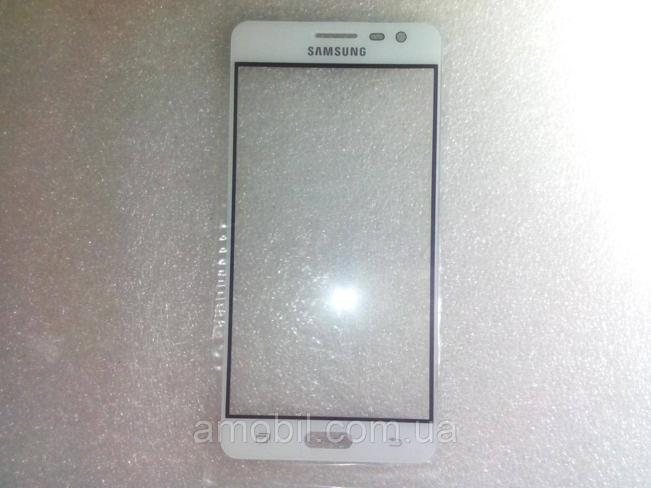 Стекло дисплея Samsung J3 (2016) J3119 Galaxy J3 Pro, белый