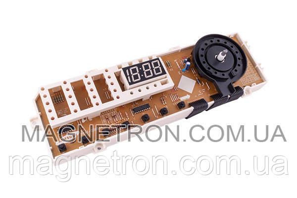 Модуль управления для стиральной машины Samsung MFS-TDR12AB-01, фото 2