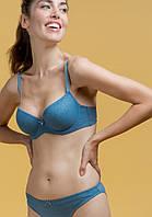 Комплект нижнего белья бирюзовый 20333. Gisela Испания