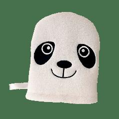 Дитяча губка-рукавичка Baby Bambo/Бейбі Бамбо